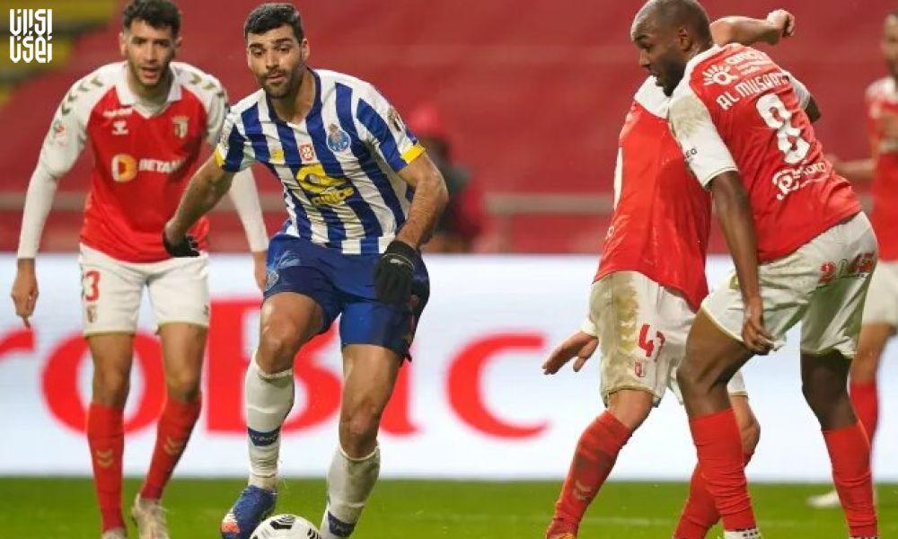 جام حذفی پرتغال ؛ پورتو در حضور طارمی از صعود به فینال بازماند