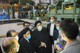 رئیس قوه قضائیه برای راه اندازی مجدد کارخانه فولاد ارومیه مهلت دو ماهه داد
