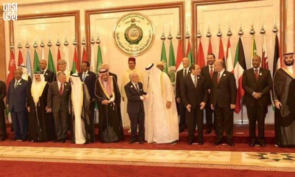 تکرار یک ادعا واهی در اتحادیه عرب، جزایر سهگانه متعلق به امارات است
