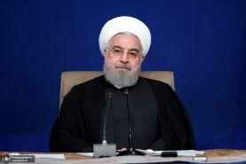 روحانی: طرح انتقال آب خلیج فارس یک تحول بسیار بزرگ برای شرق کشور