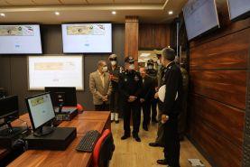 مرکز بازی جنگ در ارتش high-tech ایران افتتاح شد