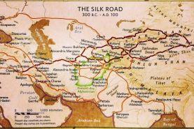 رقابت های منطقه ای در پیچ و خم جاده ابریشم
