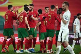 مقدماتی جام جهانی در اروپا ؛ یک ایرانی مانع از گلزنی رونالدو شد