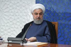 روحانی: نمیگذاریم که نامگذاری امسال در حد نامگذاری باقی بماند