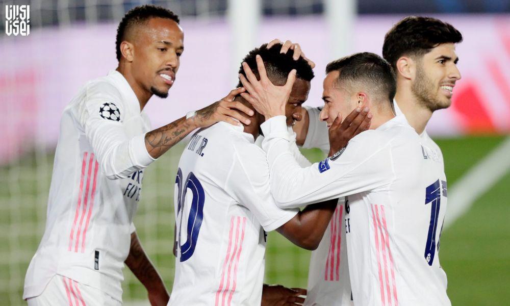 رئال مادرید 3-1 لیورپول، لیگ قهرمانان قلمرو رئالی ها