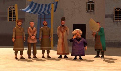پخش انیمیشن ستارگان ایرانی