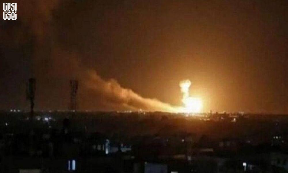 پایگاه آمریکایی در اربیل عراق بار دیگر مورد حمله قرار گرفت