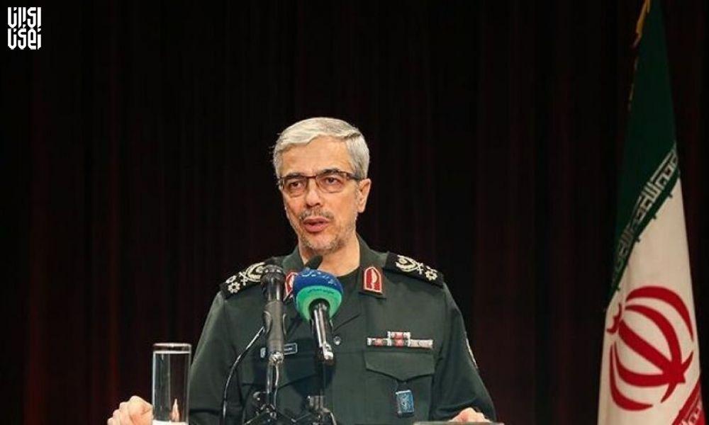 رئیس ستاد کل نیروهای مسلح در پیامی به  امیر سرلشگر موسوی 29 فروردین روز ارتش را تبریک گفت