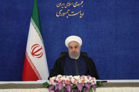 روحانی : سه سال و نیم است در جنگ اقتصادی هستیم