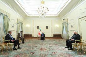 دیدار روحانی با وزیر خارجه پاکستان ؛ امنیت دغدغه ایران و پاکستان است