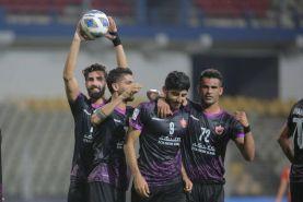 لیگ قهرمانان آسیا؛ برتری پرسپولیس و تراکتور ،اولین شکست فولاد