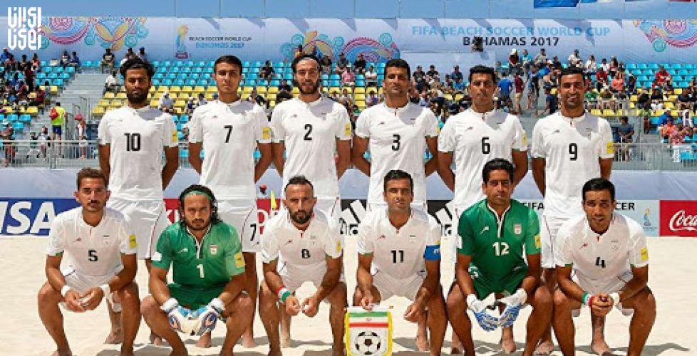 فوتبال ساحلی ؛ پرشتاب به سمت سقوط
