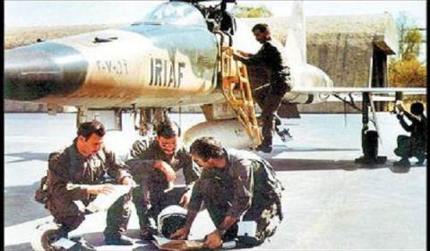 نقش نیروی هوایی ارتش در عملیات بیت المقدس
