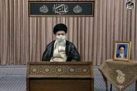 رهبر انقلاب : غربی ها می خواهند سیاست خارجه ایران زیر پرچم آنها باشد