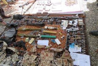 متلاشی شدن یک تیم اشرار مسلح در سیستان وبلوچستان