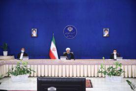 روحانی : تحریم ها درحال شکسته شدن است
