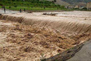 هشدار نارنجی رنگ هواشناسی ؛ احتمال وقوع سیلاب در برخی مناطق