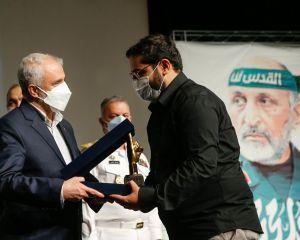 مراسم اربعین سرلشگرشهید سید محمد حجازی