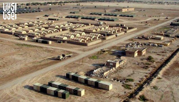 به صدا در آمدن آژیر خطر درپایگاه هوایی عین الاسد