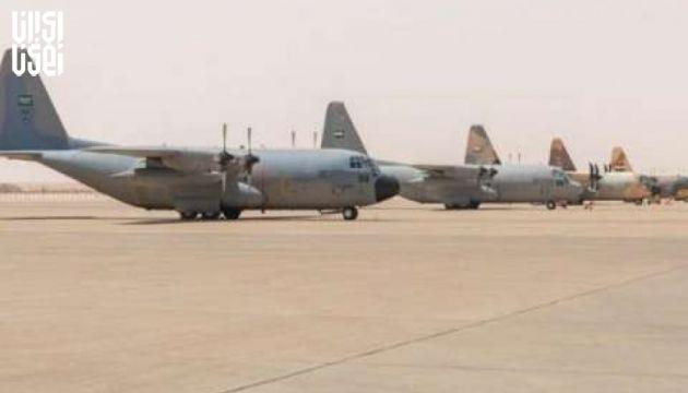 آغاز رزمایش هوایی 6 کشور عربی در جنوب ریاض
