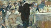 نقاشی تولوز لوترک از صحنه عمل جراحی، با قیمت یک میلیون دلار به حراجی آمد