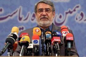 وزیر کشور نتایج نهایی انتخابات را اعلام کرد ؛ مشارکت 48.8 درصدی