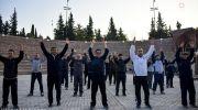 رواج شیوه های زندگی سالم شهروندی در دهکده های ورزشی
