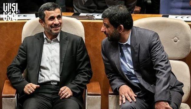 واکنش ضرغامی به ادعای کذب احمدی نژاد