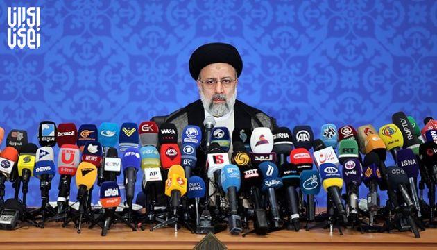 رییسی:  پیام ملت ایران در انتخابات، پیام ضرورت تغییر در شرایط اقتصادی بود.