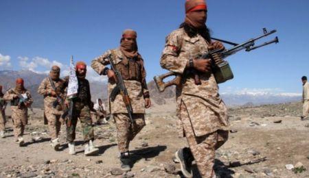 پیشروی تعجب برانگیز طالبان در افغانستان