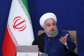 روحانی : تحریم ها مانع سرمایهگذاری ما در آب و برق شد