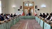 ظریف : ایران برای تسهیل گفتگوهای بین الافغانی آماده است