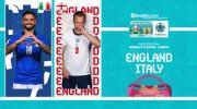 فینال یورو 2020: انگلیس و ایتالیا