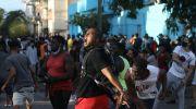 هزاران معترض کوبایی به خیابان رفتند