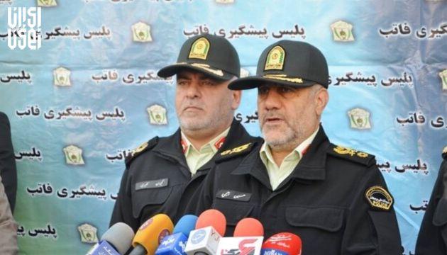 کلاهبردار ۱۸۰ میلیاردی در تهران دستگیر شد
