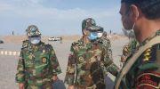 فرمانده کل ارتش :هیچ نگرانی در مرزهای شرقی وجود ندارد