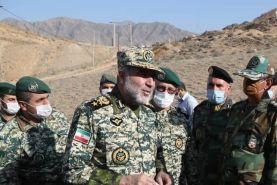 آغاز عملیات آبرسانی به ۱۷روستای هیرمند سیستان و بلوچستان توسط ارتش