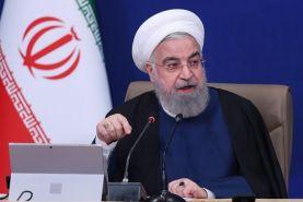 روحانی : اگر ترامپ نبود خدمات 8 ساله دولت برای مردم نمایان میشد