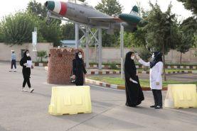 همکاری ارتش با سازمان سنجش آموزش کشور