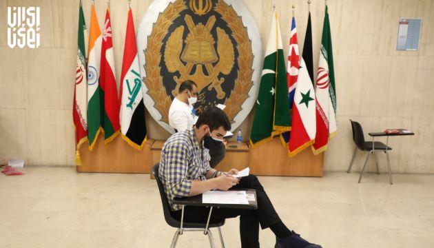دافوس میزبان داوطلبان آزمون کانون وکلا