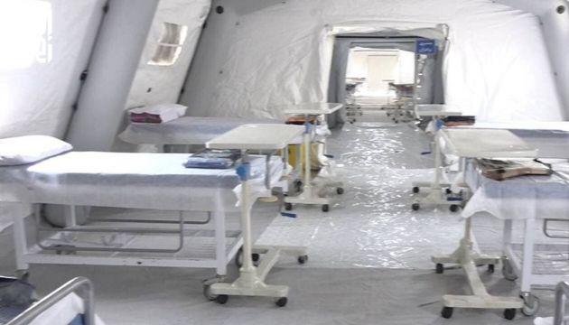 سپاه ۴۵۰ تخت درمانی به سیستان و بلوچستان اضافه کرد