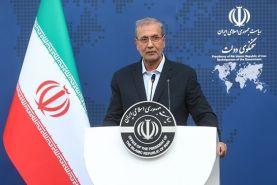 ربیعی : ارسال نامه از سوی بایدن به ایران یک گمانه زنی است