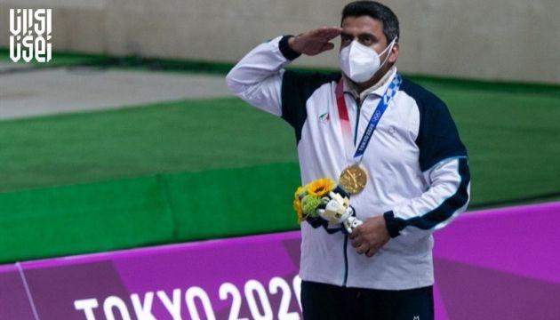 اولین طلای المپیک ایران بر شانه های فروغی نشست