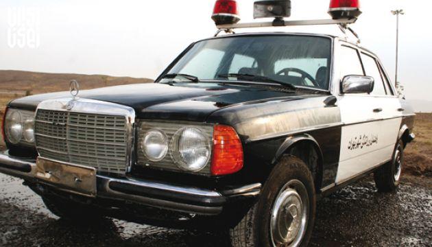 یک قرن فعالیت پلیس راهور پس از تاسیس اولین شعبه آلات ناقله