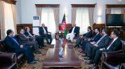 دیدار وزیر خارجه افغانستان با نماینده وزارت خارجه ایران