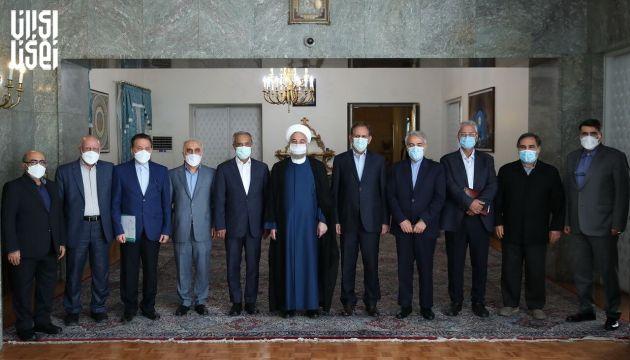 آخرین جلسه ستاد هماهنگی اقتصادی دولت روحانی برگزار شد