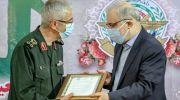 تقدیر وزیر بهداشت از ریس ستاد کل و فرماندهان نیروهای مسلح