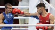 دانیال شهبخش به دلیل جراحت پیشانی از المپیک حذف شد