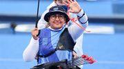 زهرا نعمتی قهرمان پارالمپیک شد ؛ هتریک بانوی کماندار ایران در طلای پارالمپیک!