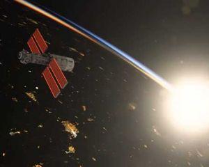 عکس های خیرهکننده ایستگاه فضایی تیانگونگ چین از زمین